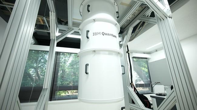 東京大学に設置した量子システム・テストベッド