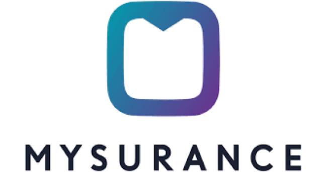 Mysurance ロゴ 画像