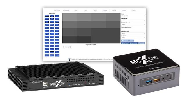 MCX S9 とコントローラ