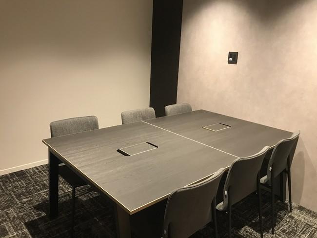 防音の会議室