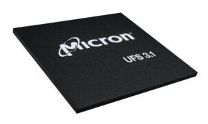 Micron UFS 3.1