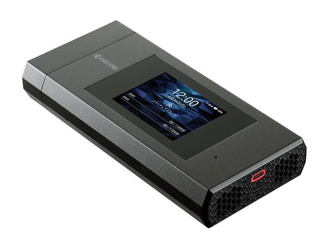 京セラ製5G対応デバイスK5G-C-100A